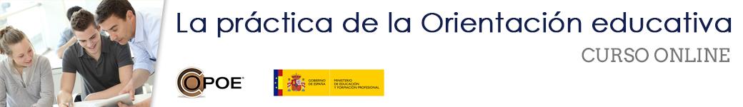 Curso COPOE La práctica de la orientación educativa, edición 2021