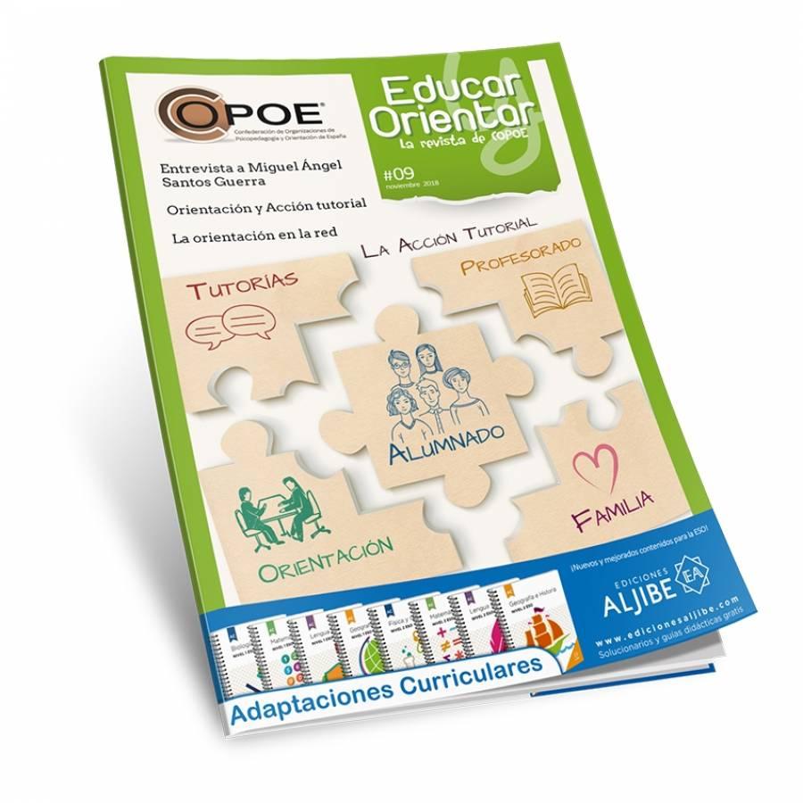 """Número 9 de """"Educar y Orientar"""", la Revista de COPOE"""
